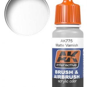 AK Interactive Acrylic MATT VARNISH 17ml AKI 775