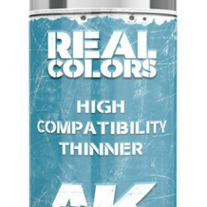 AK Interactive Real Colors Thinner 200ml AKI 701