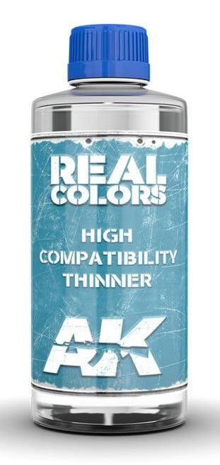 AK Interactive Real Colors Thinner 200ml AKI 701