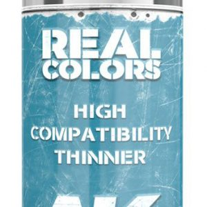 AK Interactive Real Colors Thinner 400ml AKI 702