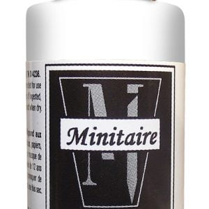 Minitaire Paints by Badger Flat Coat D6-197 30ml