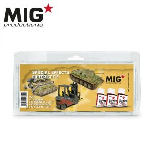 MIG Productions Special Effects Filter Set 1 MIG P267