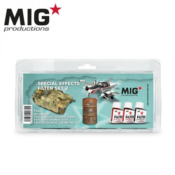 MIG Productions Special effects Set 2 MIG P268