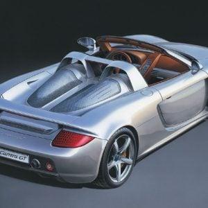 Tamiya Porsche Carrera Gt Model Kit 1/24 Scale 24275