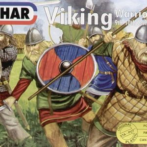 Emhar 9th-10th Century Viking Warriors Set of 12 EMH 3205