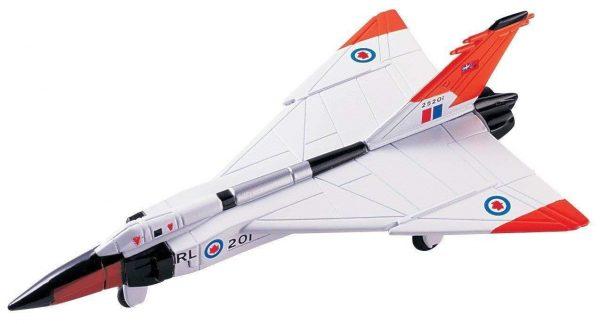 Skywings CF-105 Arrow Die-Cast Plane 1:100 Scale 77033 77000