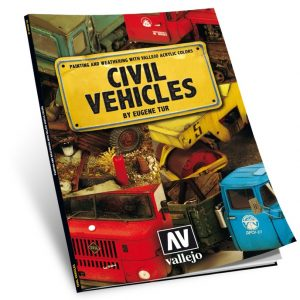 Vallejo Civil Vehicles by Eugene Tur 75012