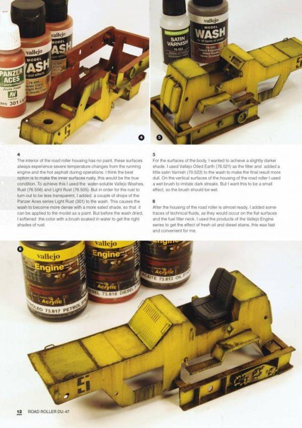 Vallejo Civil Vehicles by Eugene Tur 75012 sample