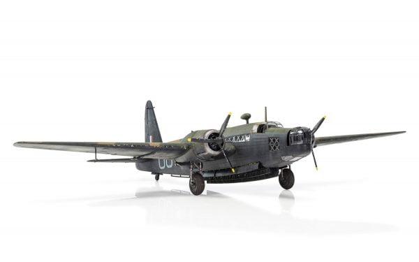 Airfix Vickers Wellington Mk.IA/C 1:72 A08019