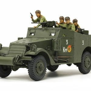 Tamiya M3A1 Scout Car Model Kit 35363