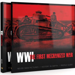 AK Interactive WWI The First Mechanized War AKI 273