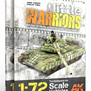 AK Interactive Little Warriors AKI 280