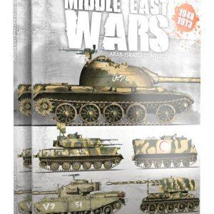AK Interactive Middle East Wars 1948-1973 Volume 1 Profile Guide AKI 284