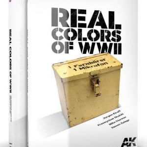 AK Interactive Real Colors of WWII – AFV AKI 187