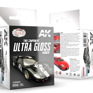 AK Interactive Ultra Gloss Varnish Set AKI 9040