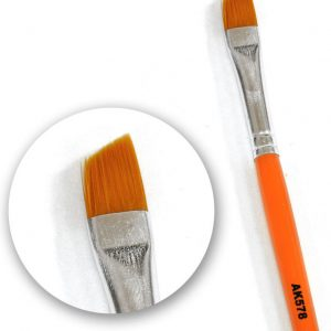 AK Interactive Weathering Brush Diagonal AKI 578