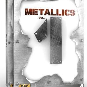 AK Interactive Metallics Volume 1 AKI 507