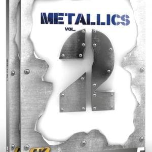 AK Interactive Metallics Volume 2 AKI 508