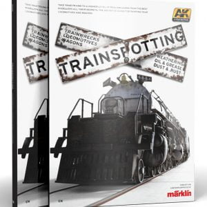 AK Interactive Trainspotting AKI 696