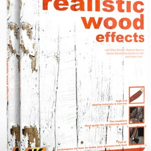 AK Interactive Realistic Wood Effects Learning Series 01 AKI 259