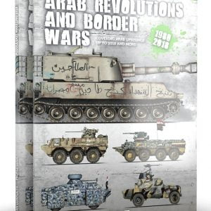 AK Interactive Arab Revolutions and Border Wars Volume III AKI 286