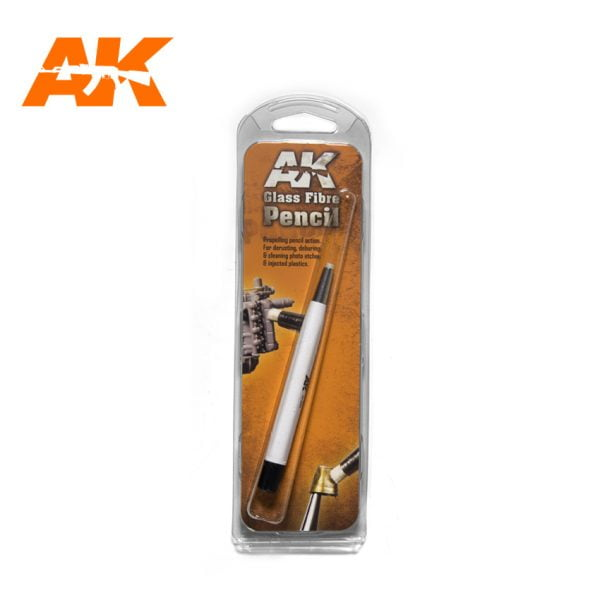 AK Interactive Glass Fibre Pencil AKI 8058