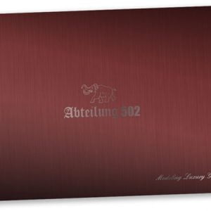 Abteilung 502 Catalogue 2018 ABT 018