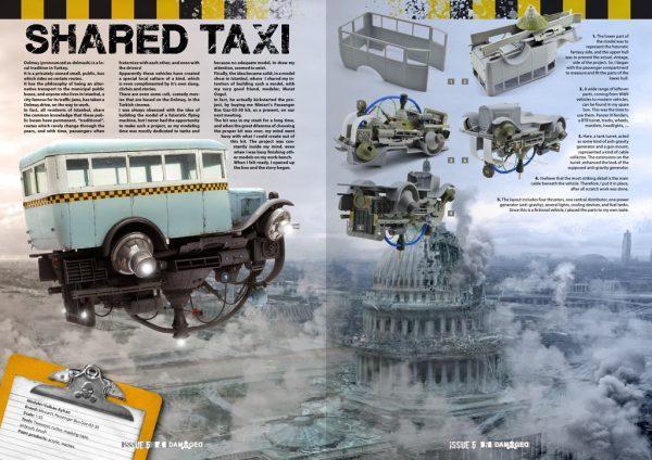 Abteilung 502 Damaged Magazine Issue 05 ABT 711