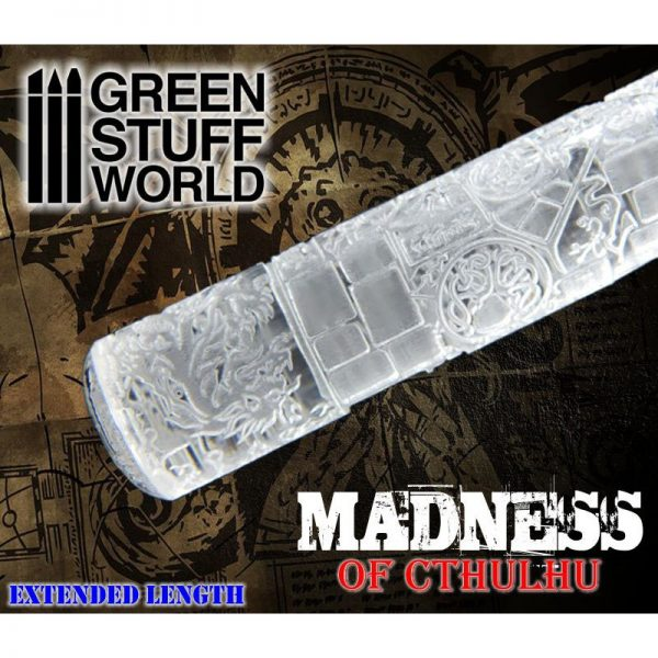 Rolling Pin Madness of Cthulhu Green Stuff World 1604