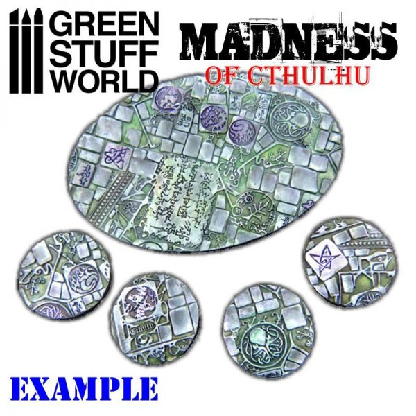 Results Rolling Pin Madness of Cthulhu Green Stuff World 1604