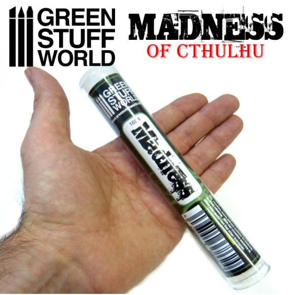 Size Rolling Pin Madness of Cthulhu Green Stuff World 1604