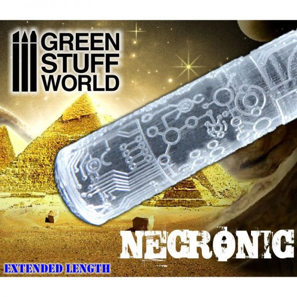 Rolling Pin Necronic Green Stuff World 1681