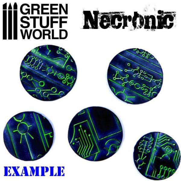 Results Rolling Pin Necronic Green Stuff World 1681