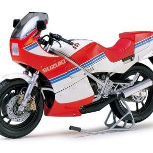 Tamiya Suzuki Rg250 with Full Options TAM 14029