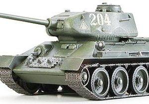 Tamiya Russian T34/85 Medium Tank TAM 35138