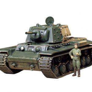 Tamiya Russian Kv-1B Tank 1940 TAM 35142