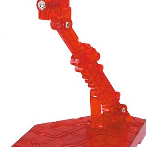 Bandai Action Base 2 Clear Sparkle Red 154456
