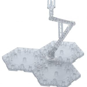 Bandai Action Base 4 Clear 222131