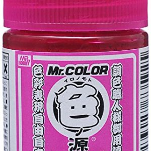 Primary Color Pigments for Mr Color Magenta CR2