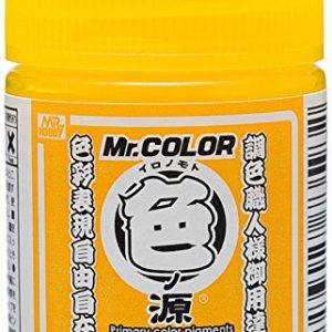 Primary Color Pigments for Mr Color Yellow CR3