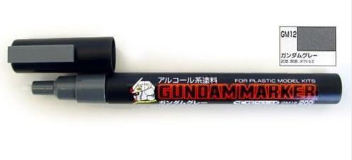Grey Gray Gundam Marker GM12