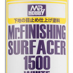 Mr Finishing Surfacer White 1000 Spray B529