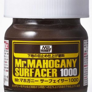 Mr Surfacer 1000 Mahogany by Mr Hobby Gunze 40ml GUZ-SF290 SF290