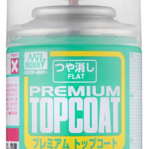 Mr Premiun Top Coat Gloss Spray B603