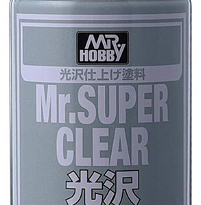 Mr Super Clear Gloss Spray B513