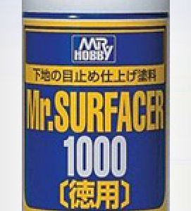 Mr Surfacer 1000 Deluxe Spray B519