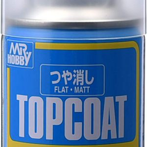 Mr Top Coat Flat Spray GUZ-B503 B503