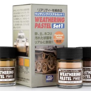 Weathering Pastel Set 1 PP101