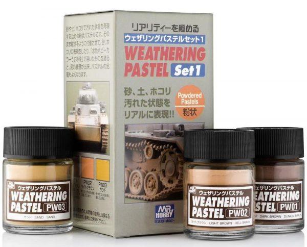 Weathering Pastel Set 1 PP101