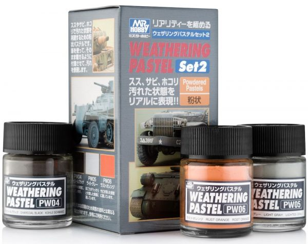 Weathering Pastel Set 2 PP102